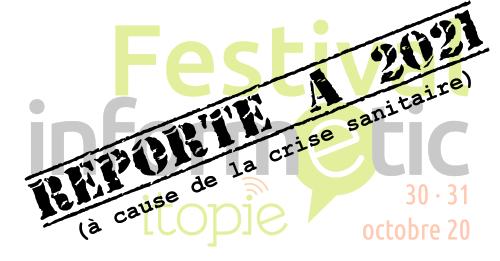 Festival inform'etic: le programme!