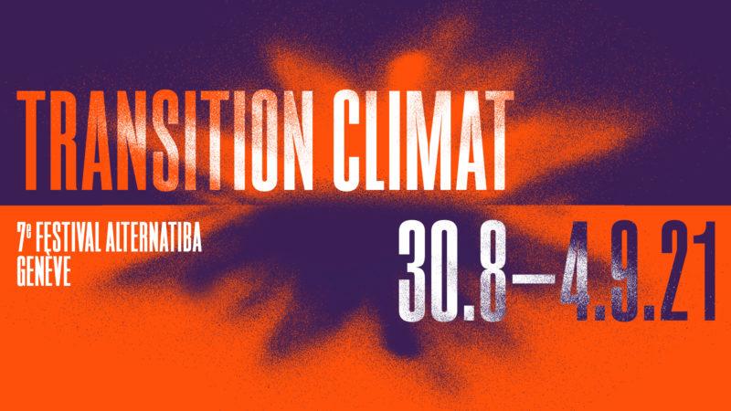 Alternatiba Léman / Transition climat du 30.08 au 4.09 2021